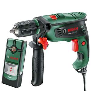 Bosch Easy Impact 55 Impact Drill & Truvo Digital Detector £49.98 @ Rapid Online