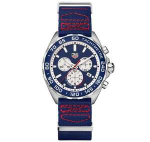 TAG Heuer F1 Men's Stainless Steel Strap Watch £840 @ Ernest Jones - Free Delivery