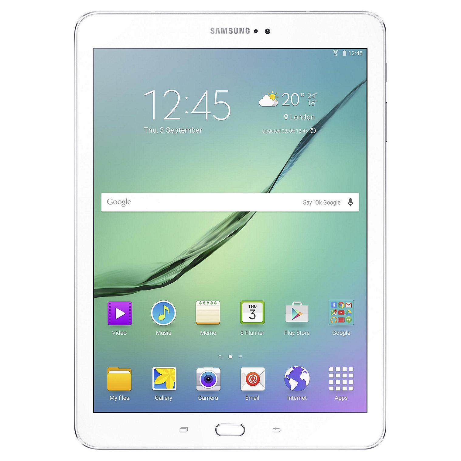 Samsung Galaxy Tab S 2 9.7 WiFi 32GB VE White & Black Variants in Stock! £279 @ Tesco