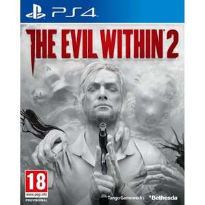 The Evil Within 2 PlayStation £10 @ smyth toys