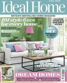 6 Magazine issues for £ 6.00 Ideal Home, Homes & Gardens, Country Homes, 25 Beautiful Homes,  etc
