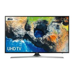 "Samsung UE55MU6120 55"" 4K Ultra HD Smart LED TV in Black - £474 @ Co-Op Electrical *£30.00 off with code CUP30*"