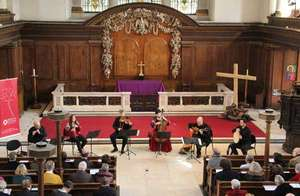 Free Lunchtime Recitals 1330h @ St James's Piccadilly London (certain dates)