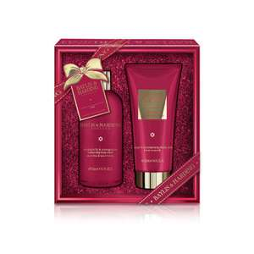 Baylis and Harding Midnight Fig and Pomegranate Body Wash Set £2.68 Delivered @ Lloyds / eBay