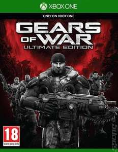Gears of war ultimate edition xbox one £2.39 @ Music Magpie