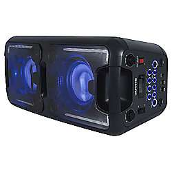 Sharp PS-920 Bluetooth Boombox Party Super Bass Speaker 140w Radio Aux In 2 USB inputs Karaoke Mode & Microphone included £89 @TescoDirect