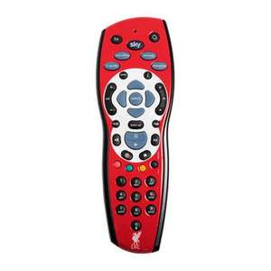 Sky+ Liverpool remote (and others) - £7.99 @ Sky (+£1 P&P)