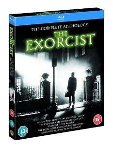 The Exorcist - Complete Anthology : Blu-ray Boxset [All 5 Films / 6 Discs] only £7.99 delivered @ The Entertainment Store / Ebay
