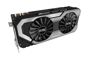 Palit Super Jetstream NVidia GeForce GTX 1080 - £465.59 @ Amazon
