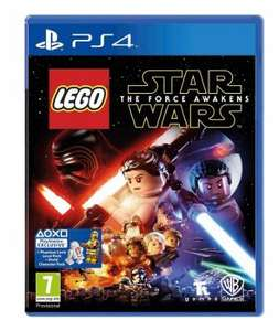 Lego Star Wars: The Force Awakens PS4 - Tesco C&C - Back in stock £10
