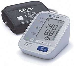 Omron Healthcare M3 Upper Arm Blood Pressure Monitor  £24.7 @ Amazon (Use 10% voucher)