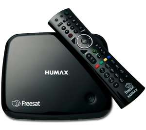 Humax HB-1100S Freesat HD Receiver Only £74.25 @ Tesco Direct
