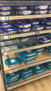 Pyrex cook and store @ Tesco in-store (new oscott) (1.1l @ £3 and 2.5l @£4)