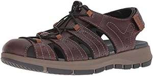 Clarks Men's Brixby Cove Fisherman Sandal Size 12 Brown £28.73 Delivered.