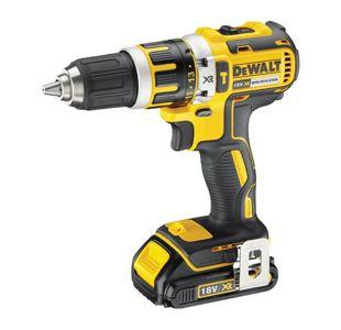 DeWalt-DCD795S1-GB-18V-1-5Ah-Li-ion-Brushless-Combi-Drill - £87.30 @ Wickes