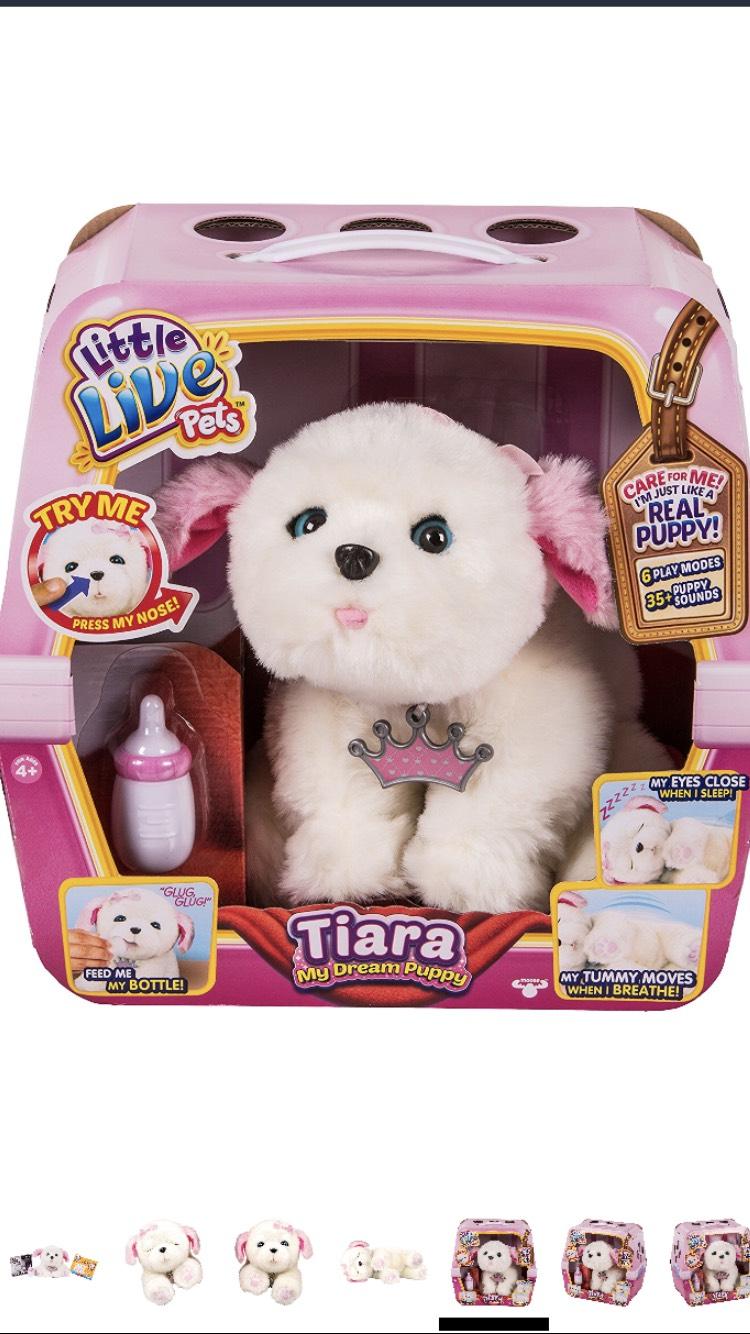 My Dream Puppy Tiara - £27 @ Tesco Direct