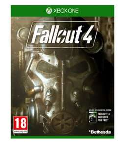 Fallout 4 £3.99 Xbox One preowned at Game + free delivery