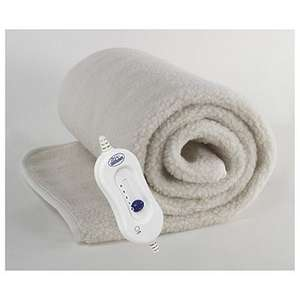 Silentnight Heated Fleece Memory Foam King Size Mattress Topper £60 @ Tesco Direct (Free C&C)