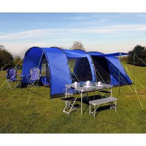 Eurohike Hampton 6 Person Family Tent £220 reduced from £275 with code @ Ultimate Outdoors