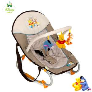 Hauck Disney Bungee Deluxe Bouncer - Pooh Best Friends £24.95 (+£2.95 del) @ Online4baby.com