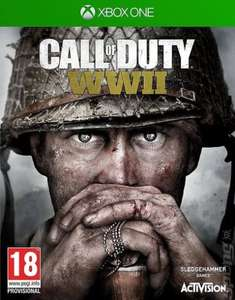 Call of Duty: WW2 Xbox One Pre-owned £12.33 @ Music Magpie eBay Store