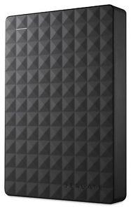 Seagate Expansion 4TB USB 3.0 Desktop Drive - Black £82.99 @ Argos eBay store