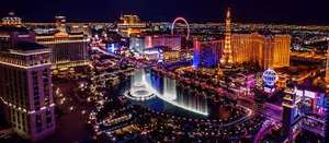 Cheap flights to Las Vegas via Dublin