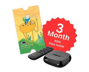 NOW TV Box with 3 Month Kids Pass and Sky Store Voucher £12.99 @ Sold by Boss Deals/Distribution and Fulfilled by Amazon