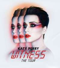 Katy Perry Witness: The Tour, 15-25 June @ 6 locations | £29! via Groupon