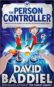 The Person Controller paperback by David Baddiel £2 Prime / £4.99 Non Prime @ Amazon