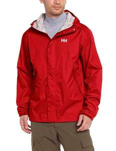 Helly Hansen Mens Loke Shell Jacket Alert Red  £25.99 and Navy £29.99 from £84.99 at MandM Direct (£4.49 del)