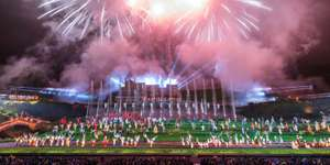 £20 Adult and £8.50 Child  – Spectacular show 'Kynren' at Auckland Castle via Travelzoo