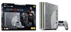 God Of War PS4 1TB Pro Limited Edition Console Game - £379.99 @ GAME