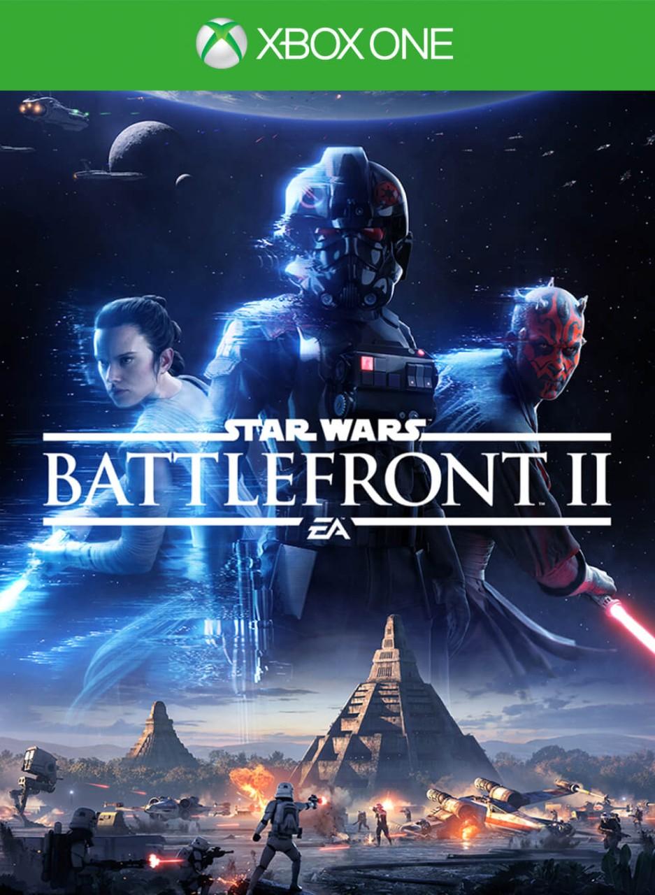 Xbox One Star Wars Battlefront II - Under £20