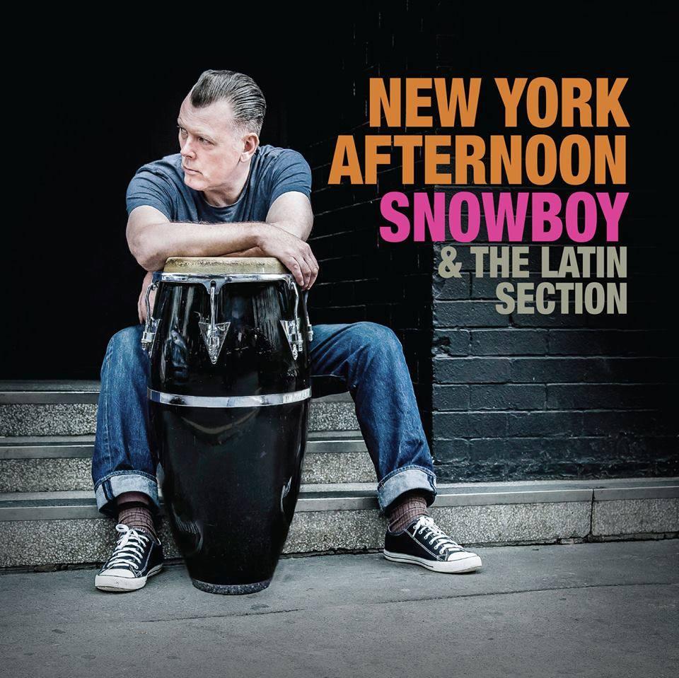 Snowboy - New York Afternoon Double Vinyl 180gms LP Album £9.99 Amazon Prime / £12.98 non-Prime