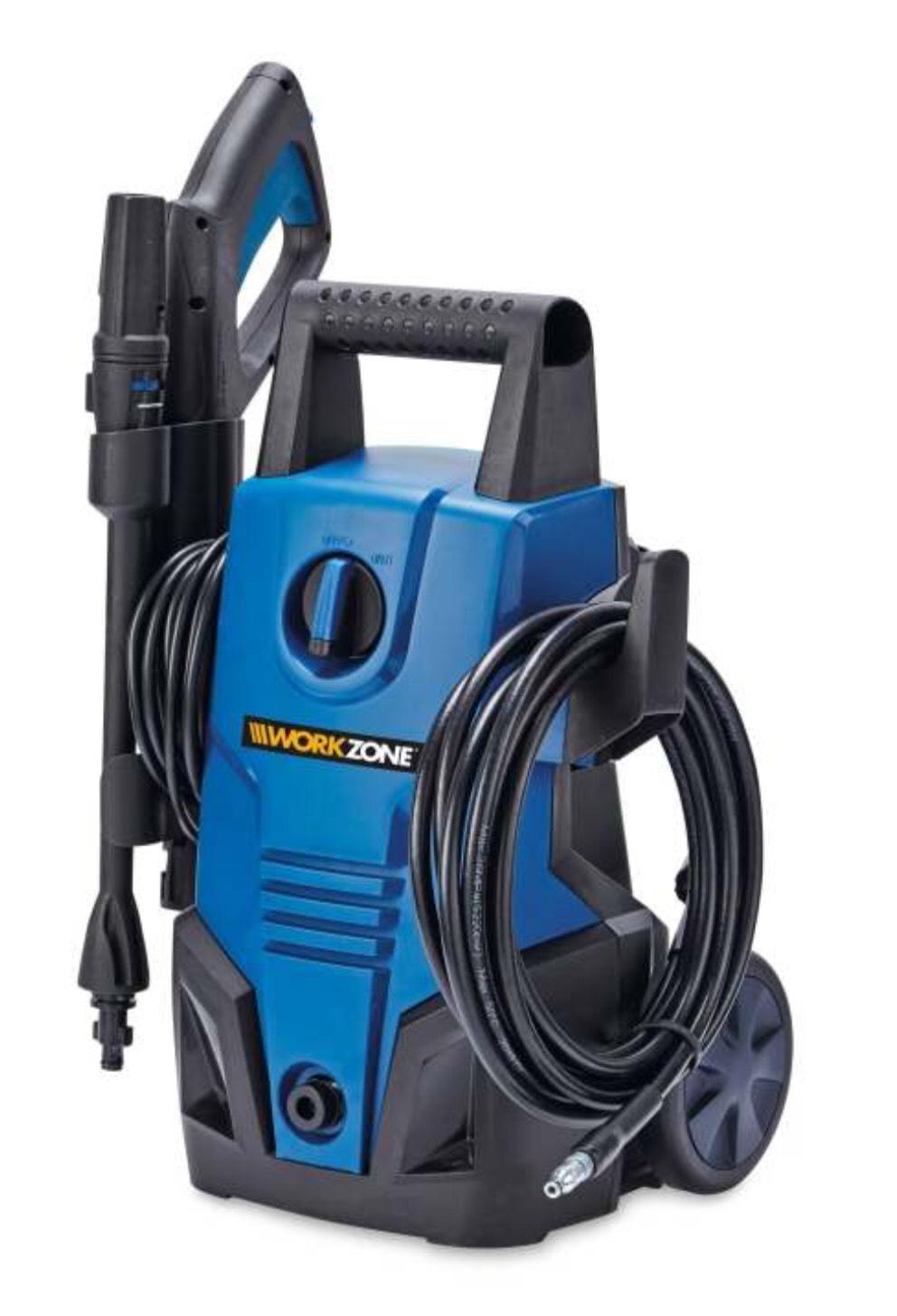Workzone Compact Pressure washer £39.99 delivered @ Aldi