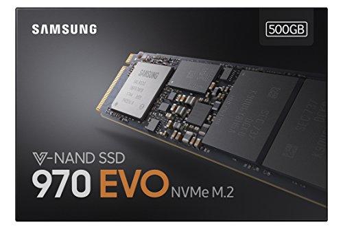 Samsung 970 Evo 500GB NVMe M.2 PCIe SSD £157 @ Amazon Germany (dispatched & sold by Amazon EU SaRL)
