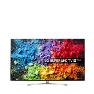 """LG SK9500PLA Smart 4K Super Ultra HD HDR LED TV 55"""" £1699.98 (3 Easy Pays of £566.66) OR 65"""" £2199.96 (3 Easy Pays of £733.32) Delivered @ QVC (3 Easy Pays will kick in when live)"""
