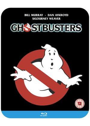 Ghostbusters (Original) Blu-ray steelbook £4.49  Base.com