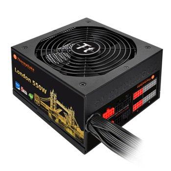 Thermaltake London 550W Hybrid Modular 80+ GOLD Power Supply £59.99 Scan