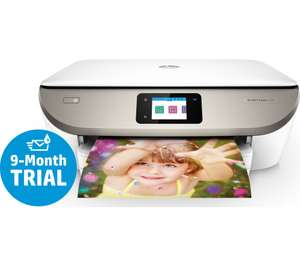HPENVY Photo 7134 All-in-One Wireless Inkjet Printer £89.99 + £30 cashback+ 9 months free trial of HP instant ink + free delivery @ Currys