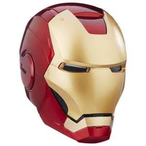 Marvel Legends Iron Man Electronic Helmet  £80 at Tesco - For the the man who has nearly everything