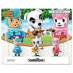 Amiibo Reese + K.K. Slider + Cyrus 3 Pack - Animal Crossing Collection £11 @ Tesco