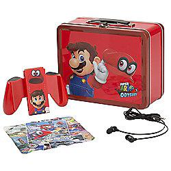 Power A Nintendo Switch Mario Odyssey Lunch Box Tin Kit £12.50 @ Tesco - Free c&c