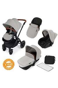 £100 Off on Selected Ickle Bubba Travel Systems from £299.99 @ Studio.co.uk
