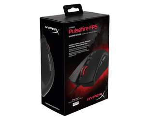 HyperX Pulsefire FPS Gaming Mouse £25 / HyperX FURY Pro Gaming Mouse Pad  £13.50 @ Tesco (Free C&C)
