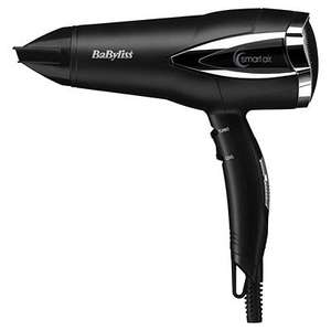 BaByliss 5665U 3Q Advanced Ionic 2200W Hair Dryer, Black £90 Tesco Direct free c and c