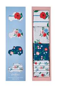 Cath Kidston Posy Bunch Scented Soaps, 50 g, Pack of 4 ADD ON ITEM £3.22 @ Amazon