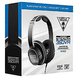 Turtle Beach Stealth 350VR PS4 VR Gaming Headset - £30 c+c @ Tesco Direct