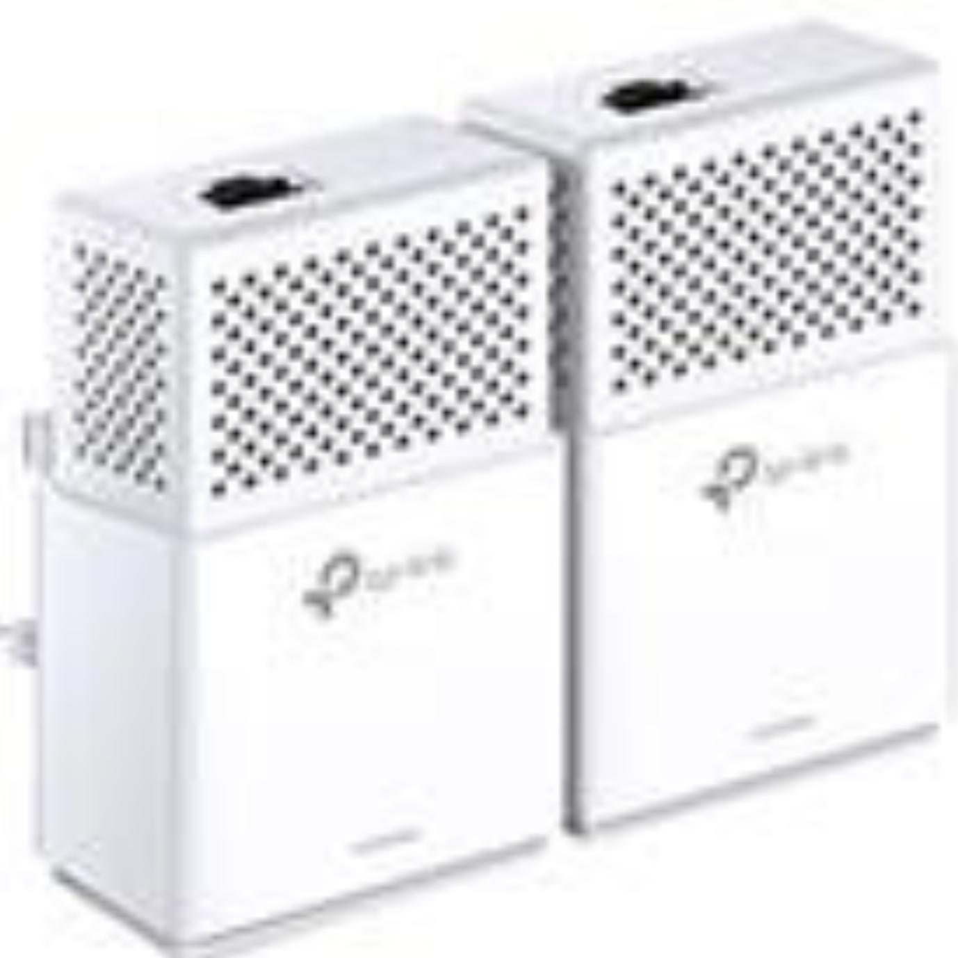 TP Link TL-PA7010 KIT - av1000 powerline / homeplug adapters in Tescos Newtownards £15